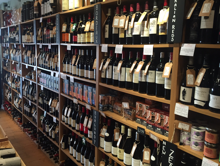 Independents have the diversity of offer that national wine distributors crave