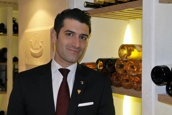 Sommelier at The Connaught