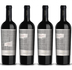 The Petit Verdot and Cabernet Franc are on Gaucho's list