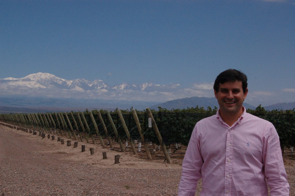 Martin Perez Cambet believes Argentina has so much more to offer the UK on-trade
