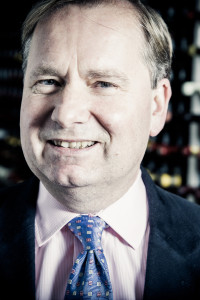 Portrait of Simon Field, Berry Bros & Rudd's Champagne buyer