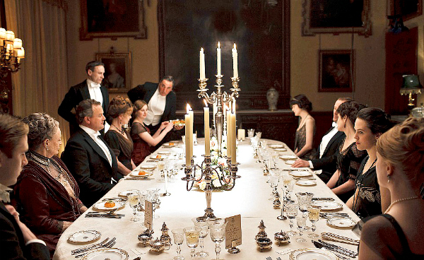 Winemaker dinners are not quite as formal as they are at Downton Abbey but they can be quite an ordeal