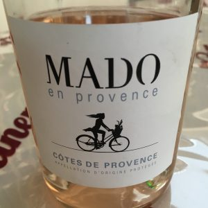 The Buyer The Vintner Tasting Mado Rose Provence