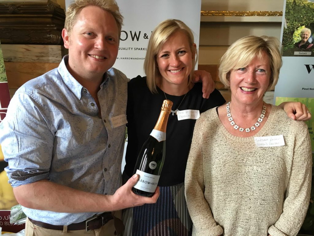The Buyer Tasting: English sparkling wine