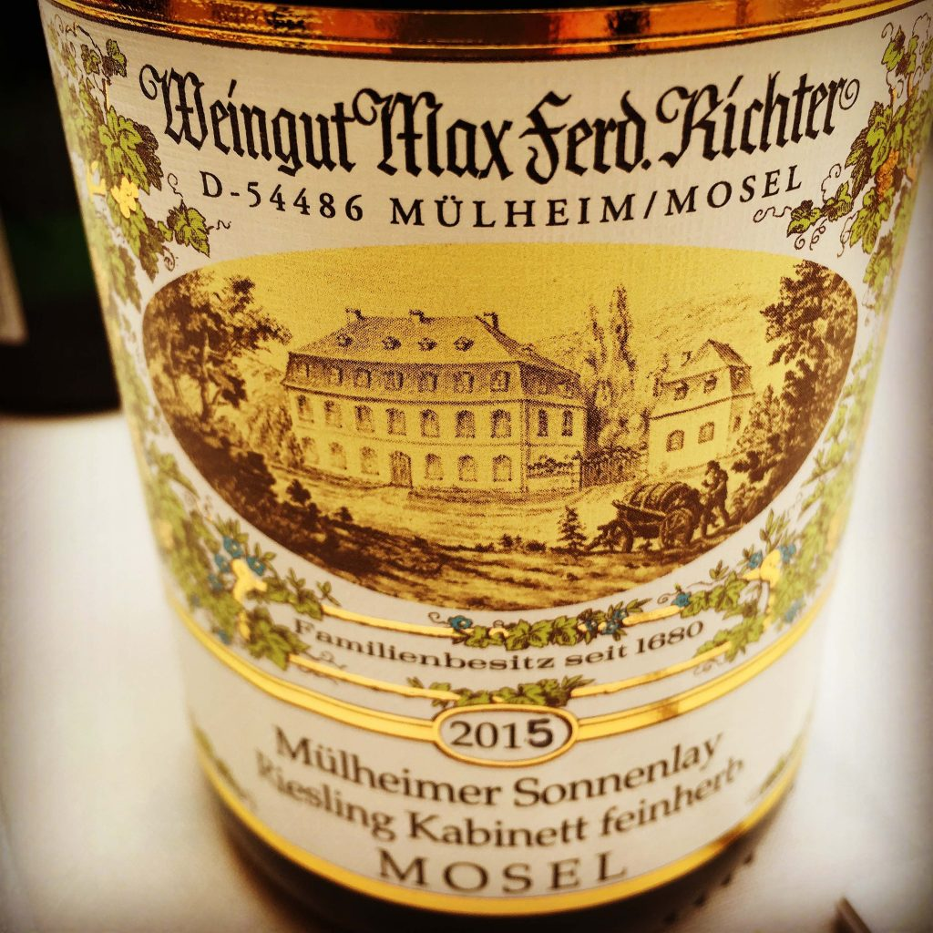 The Buyer Great Riesling Tasting Richter