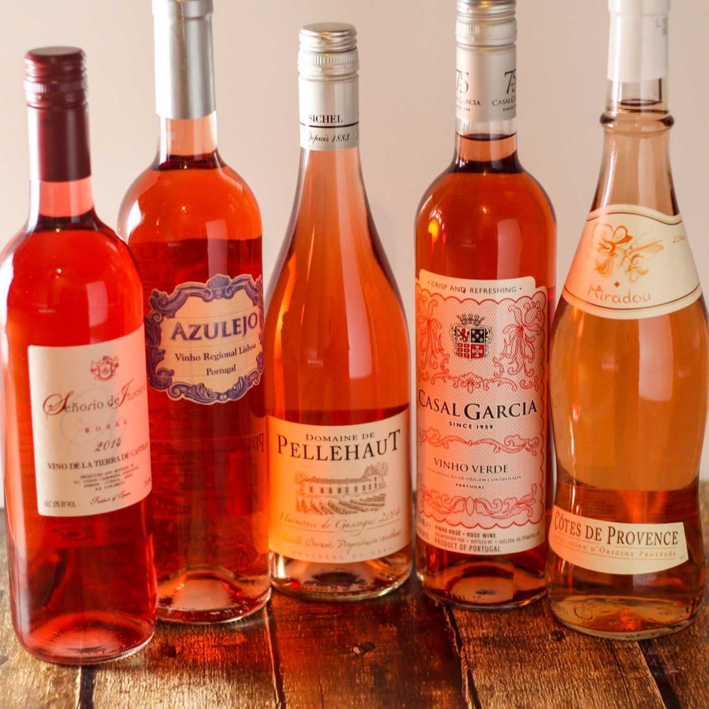 The Buyer strategy for choosing and serving Rosé wine