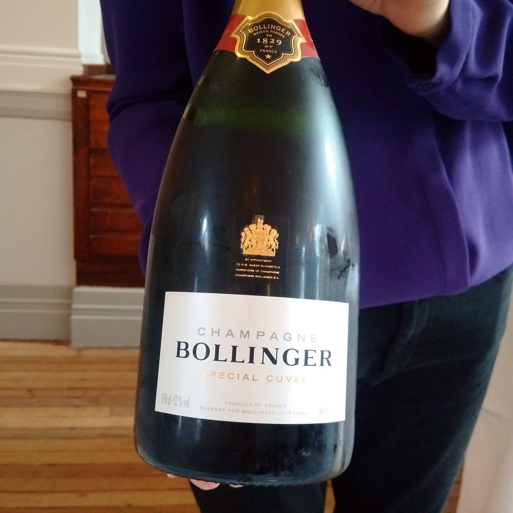 What makes Bollinger Special Cuvée so special? 1