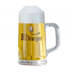 Make that one big Bitburger please...