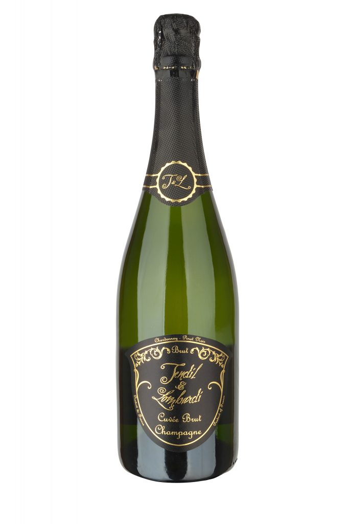 Tendil et Lombardi Cuvee Brut NV HI RES DF. David Gower's Perfect 6 from Secret Cellar
