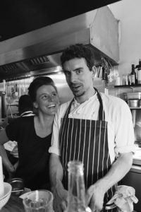 Joe Sharratt and Margaux Aubry bringing natural wines and local produce to Brixton
