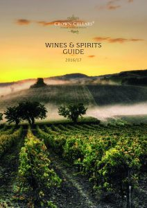 Crown Cellars' new guide for 2016/2017