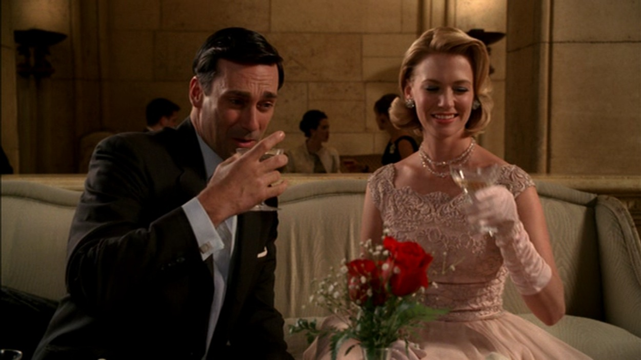 mad men sparkling