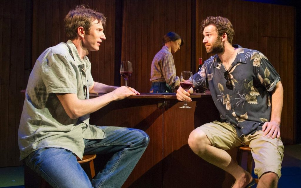 When the Sideways play ran in London last year Cramer not only arranged special wine tastings with the cast, author Rex Pickett, but created a Sanford Wine Trial of nearby restaurants and bars selling the Californian wine featured in the play and film.