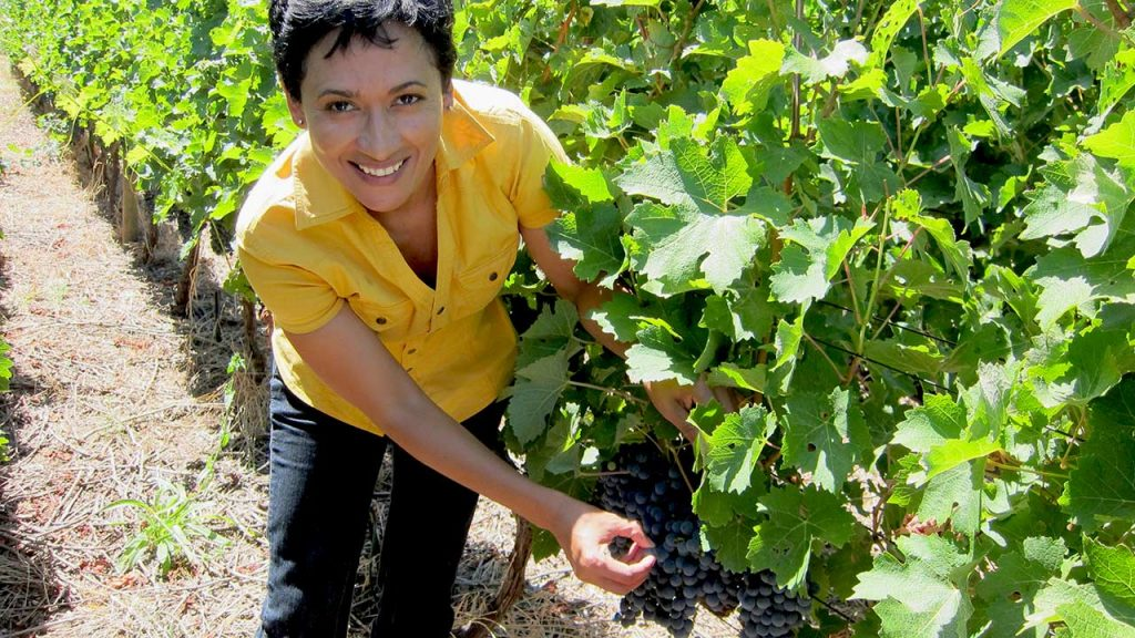 Carmen Stevens has gone on to become one of Naked Wines best selling and popular winemakers