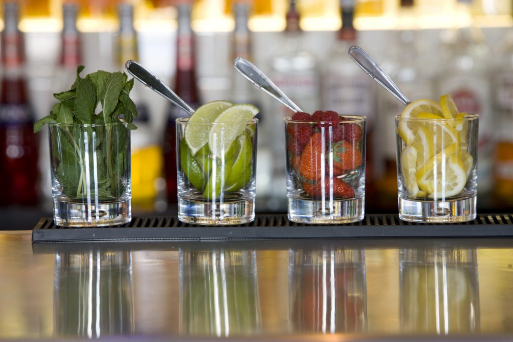 Anything goes now with back bar ingredients