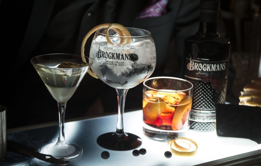 Brockmans Gin has looked specifically to capture imagination of Spanish bartenders