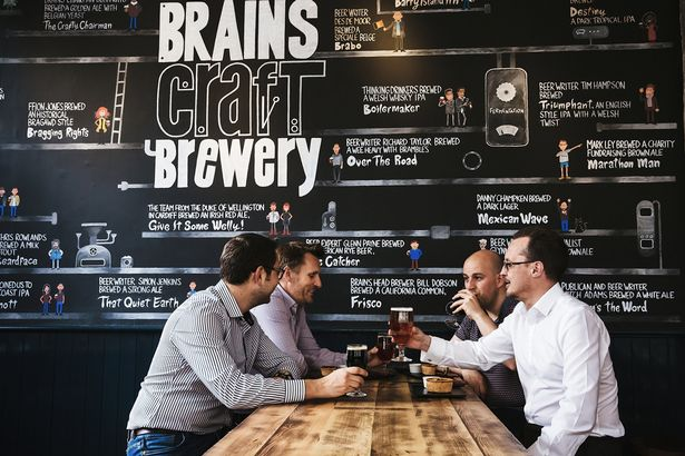 Pubs and bars are far more up front about their craft beer ranges than they are their unusual wines