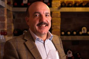 Who better for a dinner party than Master Sommelier Gerard Basset