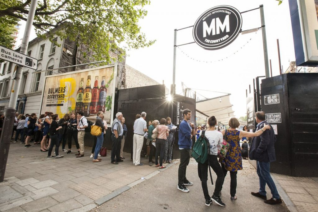 Mercato Metropolitano promises to breathe new life to a previously ignored area of south London