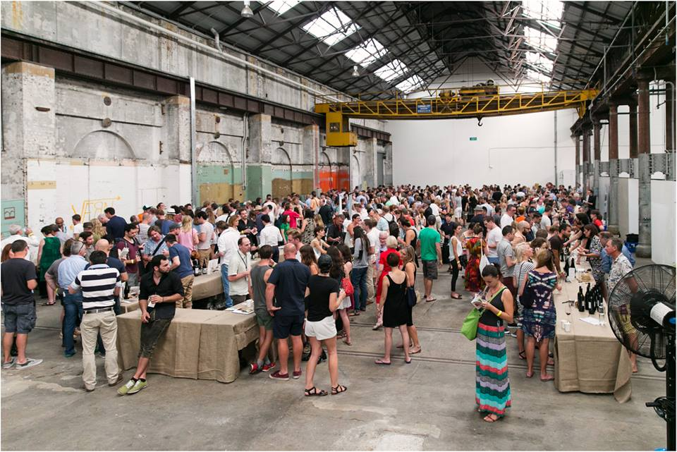 Rootstock in Sydney: where the idea for the London artisan tasting was born