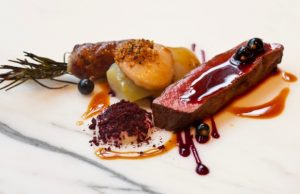 Exquisite dining at The Ledbury