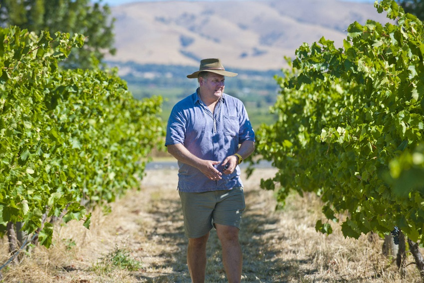Brash Higgins is another winemaker turning heads and palates with his wines