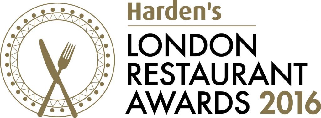 Awards chosen by diners and not the trade
