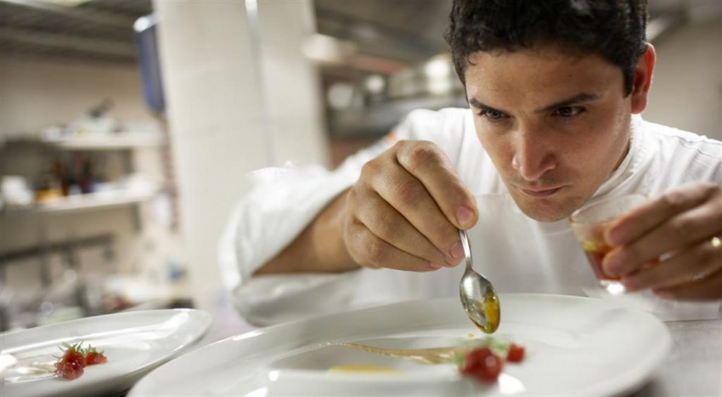 Mauro Colagreco, who runs the sixth best restaurant in the world, will be there with his team for the week.