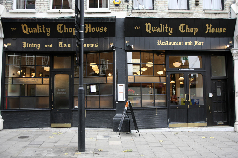 Wine driven new openings like the Quality Chop House has made a big difference to the likes of Indigo Wine