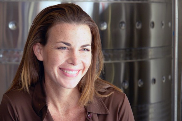 Californian Samantha O'Keefe is making a name at Lismore Wines