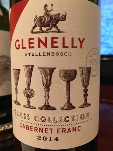 Glenelly Estate tasting