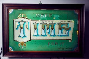 Meantime Make Time For It Event - 20/10/16