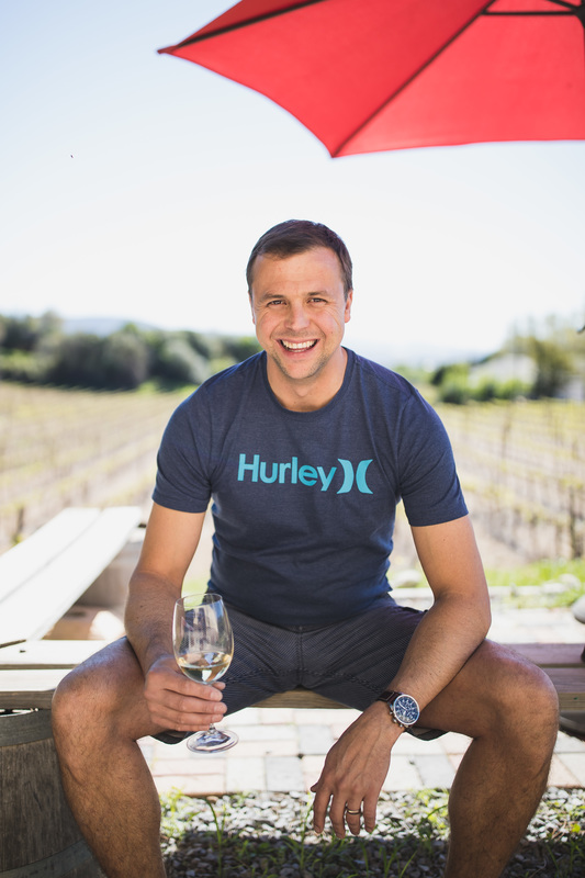 For Albert Ahrens winemaking is all about the right grapes from the right vines in the right place