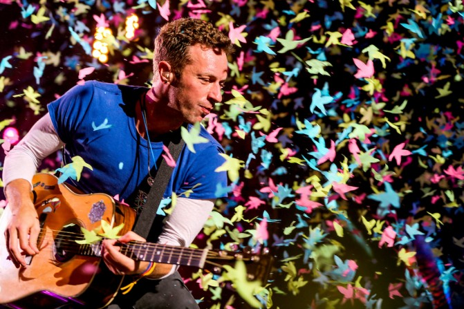 Coldplay. If they were a wine would they still be on your list?