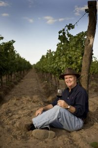 David Smith: from news reporting to winemaking