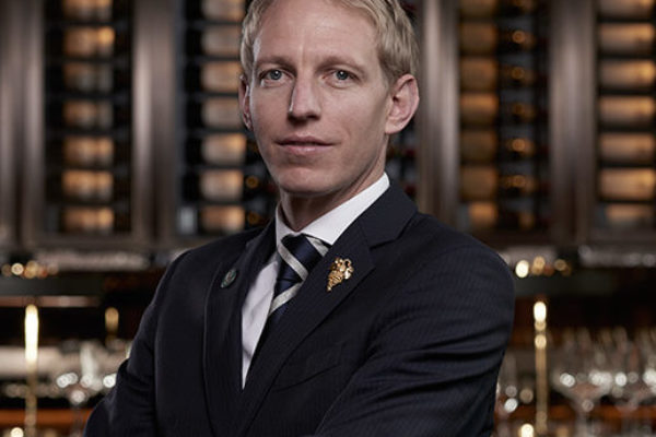Gareth Ferreira has won a string of sommelier awards in his short career
