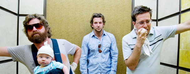 Are we all in our own version of The Hangover?