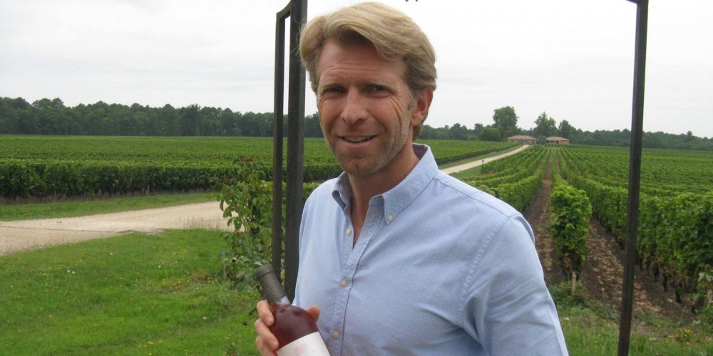 "Jean-Christophe Mau says ""metiiculous"" work in the vineyards pays off in its wines"