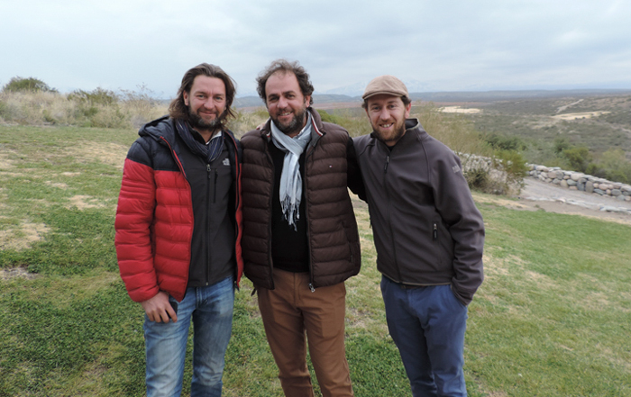 Michelini Brothers, available through Las Bodegas, are part of the exciting new wine producers in Argentina