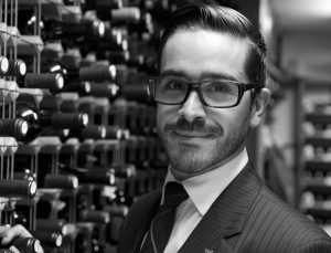 Ruben Sanz Rimero was one of many leading sommelier that helped Levenson prepare
