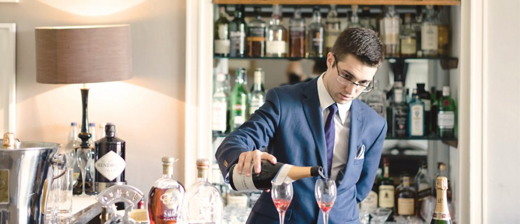 Diners are more willing to trade up on wine lists if encouraged