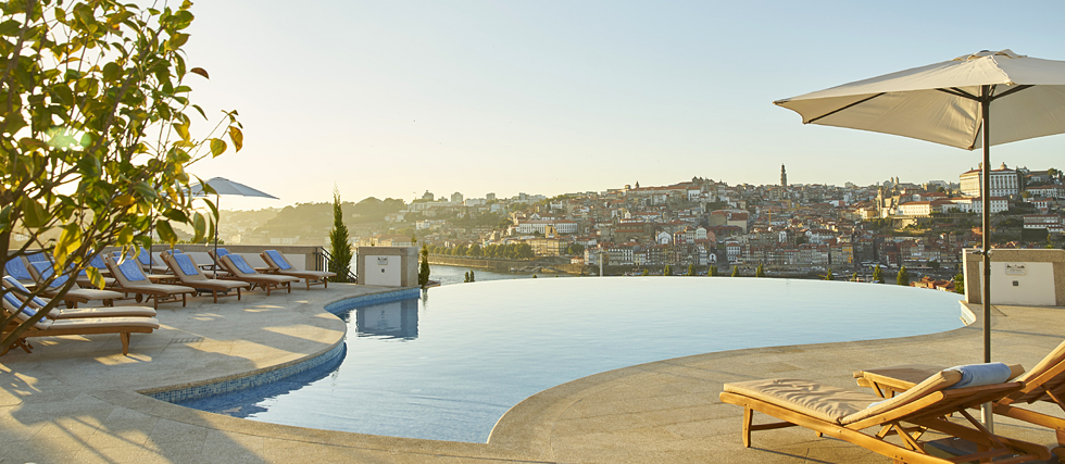 Bridge's Yeatman Hotel has already become a five star attraction in Porto