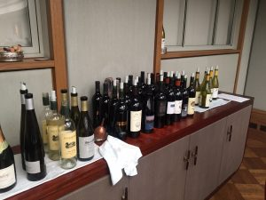 Guildsomm Napa masterclass