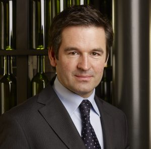 Pierre Bérot looks after wines across the Taillevent group