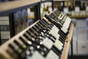 Majestic's Definition own label range has seen sales jump by merchandising all the wines together
