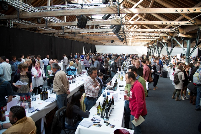 Les Caves and Doug Wregg have done more than anyone to champion natural wines with the Real Wine Fair