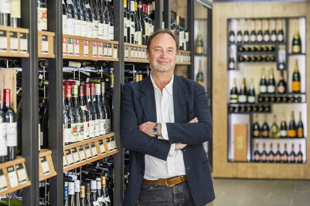 Rowan Gormley's arrival at Majestic Wine has helped transform the business