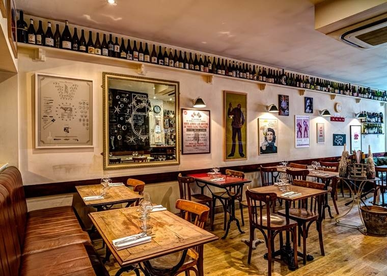 Soif has brought natural wines and traditional French food to Battersea, south London