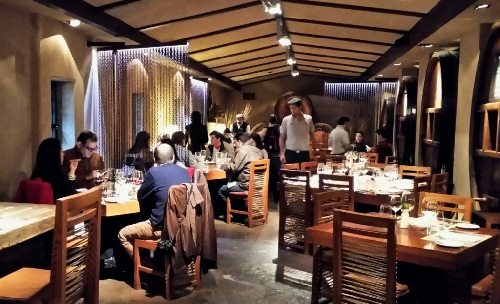 Bodega Norton was one of the first to recognise the importance of having a restaurant at the winery