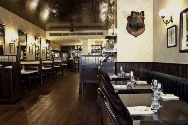Gymkhana, bringing Michelin starred Indian food to London